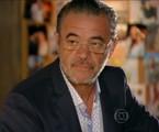 Jean Pierre Noher em cena como Duque, em 'Flor do Caribe' | Reprodução