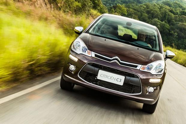 Citroën C3 2018 (Foto: Divulgação)