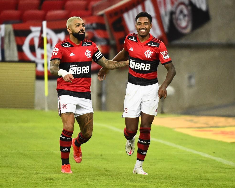 Atuações do Flamengo: Gabigol, Vitinho e Michael voltam a brilhar no Carioca