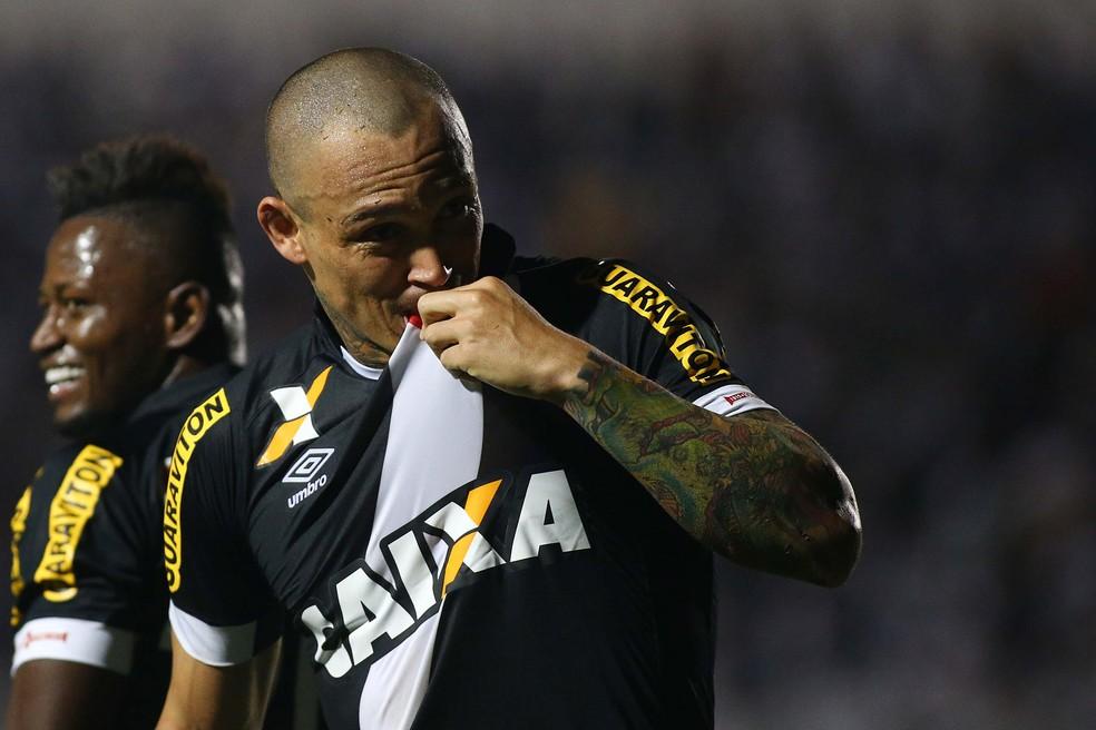 Leandrão vai defender novamente o Boavista no Campeonato Carioca — Foto: MARCOS BEZERRA/FUTURA PRESS/ESTADÃO CONTEÚDO