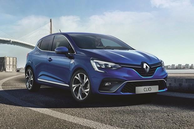 2019 - Nouvelle Renault CLIO R.S. Line (Foto: Divulgação)