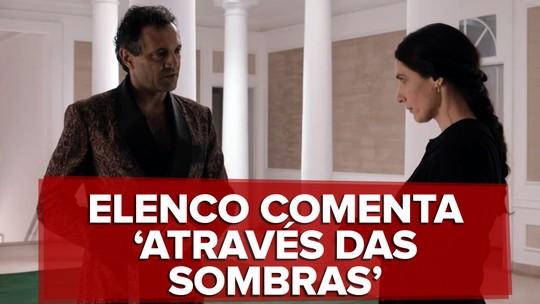 Domingos Montagner estrela 'Através da sombra', seu último filme