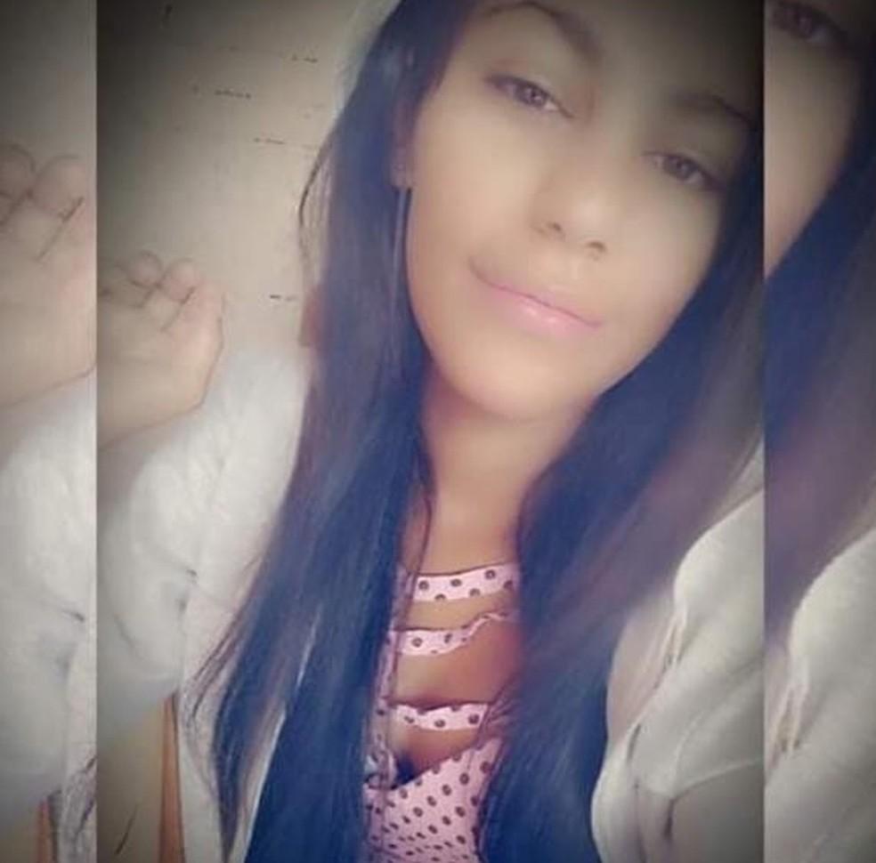 Raquel Magalhães da Silva morreu após dar à luz ao filho — Foto: Facebook/Reprodução