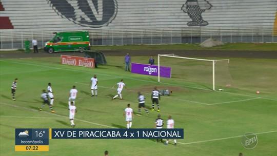 """Após goleada, Pugliese elogia jogo """"fantástico"""" e diz que XV encarnou de fato espírito da Copa Paulista"""