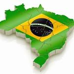 Mapa do Brasil (Foto: Arquivo Google)