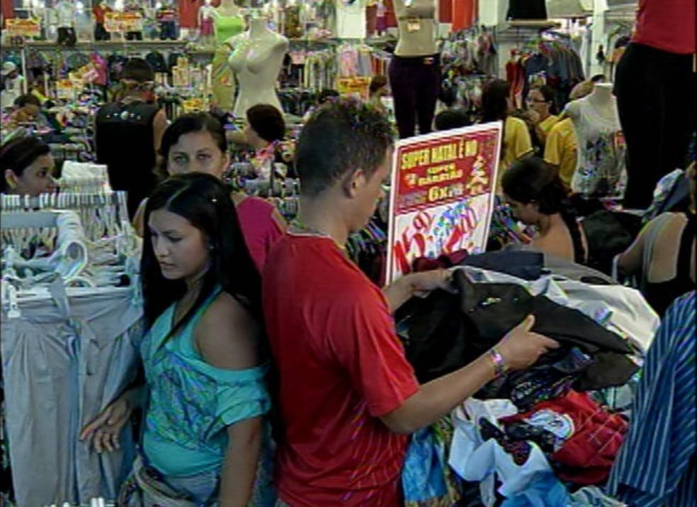 -  Vendas Comércio Belém Natal Aumentam  Foto: Reprodução/TV Liberal