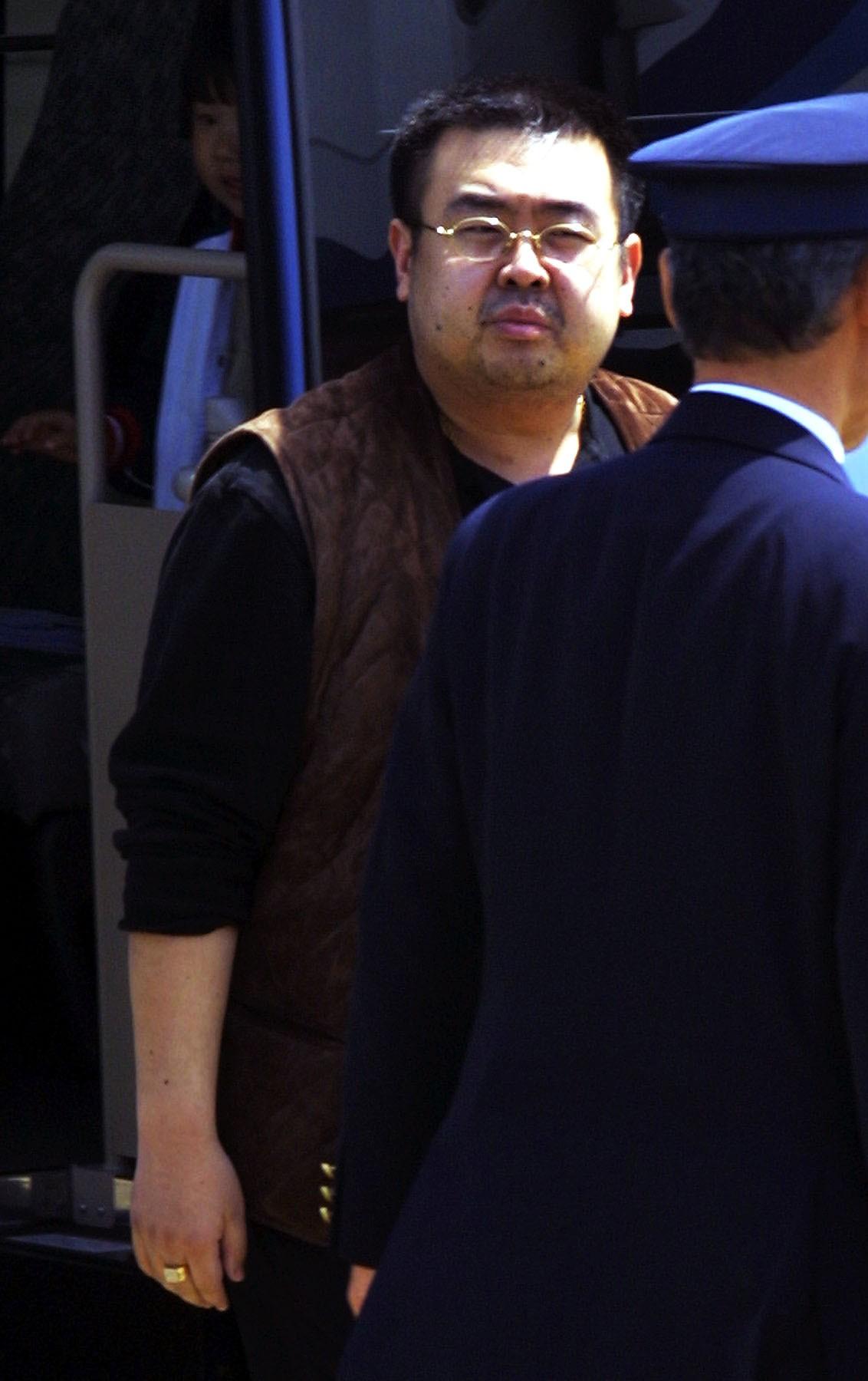 Kim Jong-nam, pai de Kim Han-sol (Foto: Getty)