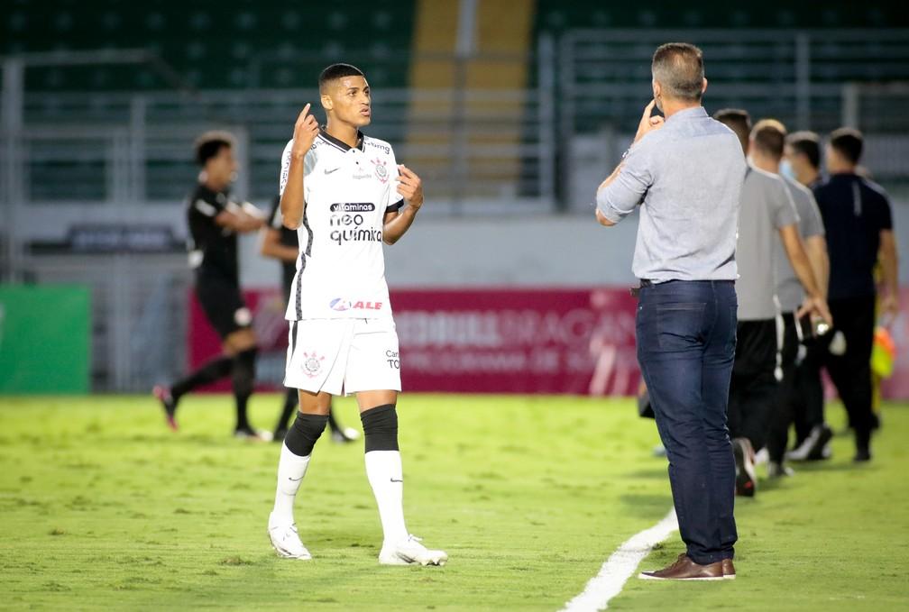 Criado no Corinthians, Rodrigo Varanda foi pai aos 14 e contou sonho no Caldeirão do Huck