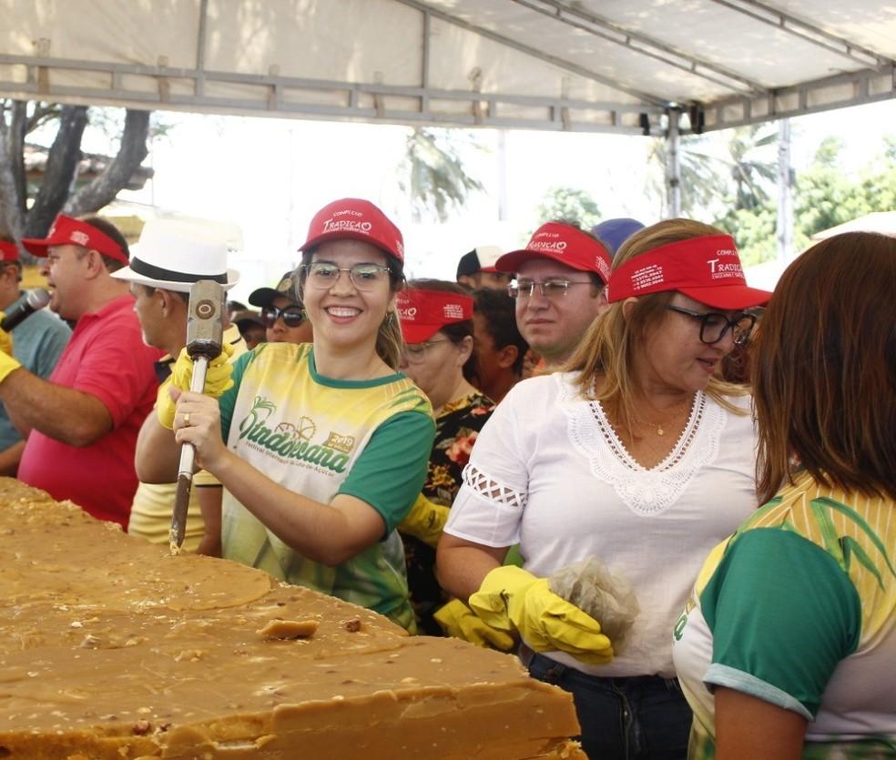 Desde 2005, o Festival promove a revitalização da cultura canavieira da região — Foto: Divulgação/ Geysa Teixeira