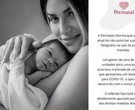 Internautas criticam fotos de Giovanna Ewbank e Bruno Gagliasso na maternidade; hospital responde