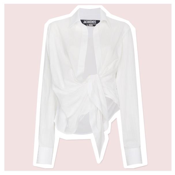 Camisa Jacquemus (Foto: Reprodução)