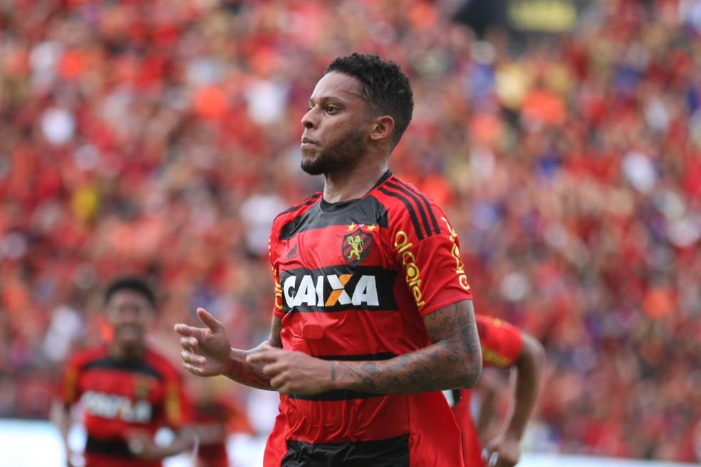 André deixou o Sport no início de 2018, vendido ao Grêmio — Foto: Marlon Costa (Pernambuco Press)