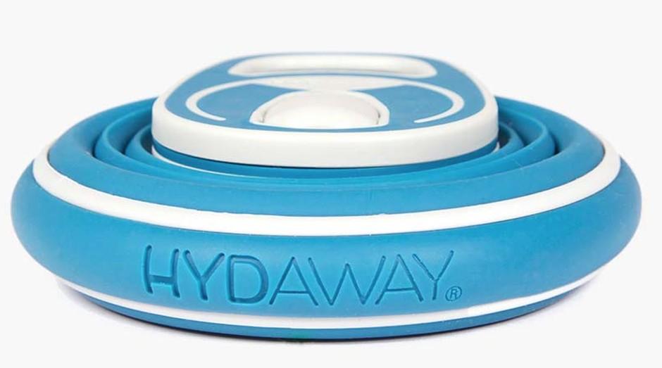Hydaway: um novo conceito de garrafa plástica para diminuir a poluição  (Foto: divulgação)