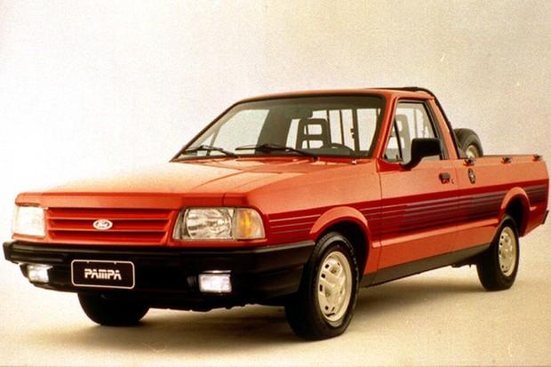 Ford Pampa (Foto: Divulgação)