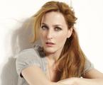 Gillian Anderson do 'The X files' estará em 'Hannibal' | Reprodução da internet
