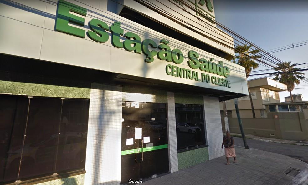 Estação Saúde e Central do Cliente Unimed Belém, Senador Manoel Barata, Belém — Foto: Google Maps