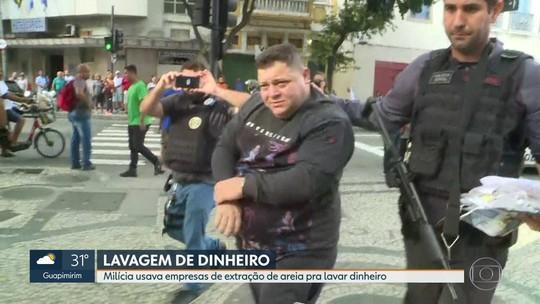 Polícia encontrou cópia de inquérito sobre homicídio em mansão de um dos alvos de ação contra a maior milícia do RJ