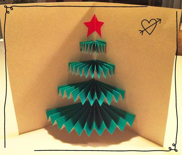 Cartão feito à mão (Foto: Pinterest / Imaginarium)