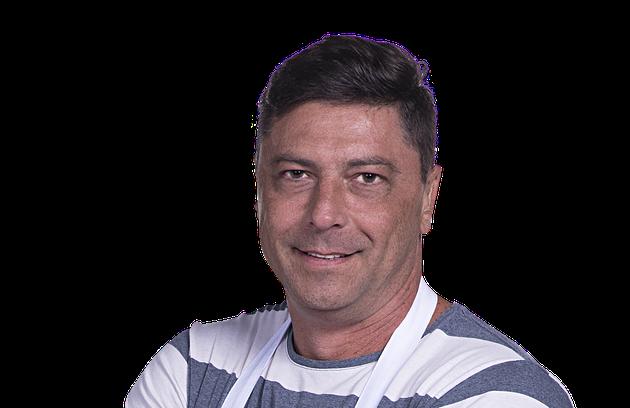 Carlos, de 53 anos, de São Paulo, é de família italiana e dono de uma fábrica de borracha (Foto: Divulgação)