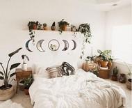 Objetos: espelho de lua é tendência de decoração nas redes sociais