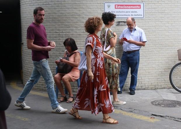 Déborah Bloch (Foto: Thiago Martins / AgNews)