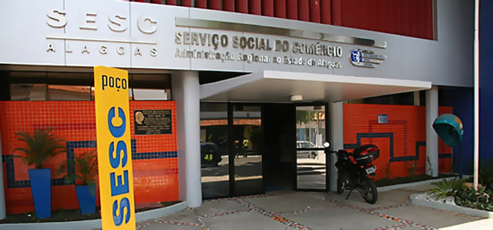 Sesc Poço — Foto: Divulgação