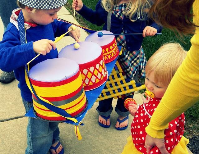 O carnaval pode durar o ano inteiro (Foto: Anny Meisler)
