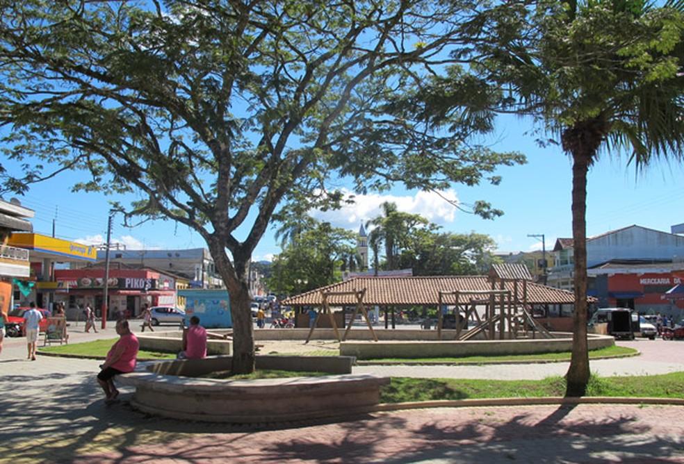 Eldorado, no Vale do Ribeira, tem pouco mais de 15 mil habitantes (Foto: Anna Gabriela Ribeiro/G1)