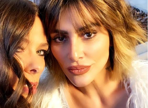 Adriane Galisteu e Cleo (Foto: Reprodução/Instagram)