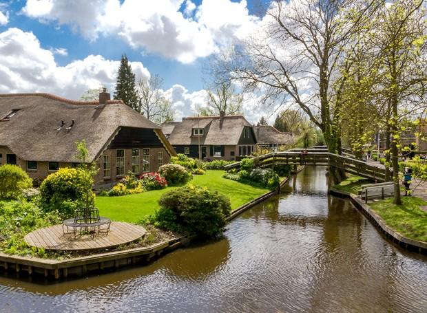 Giethoorn (Foto: Reprodução/ 1zoom)