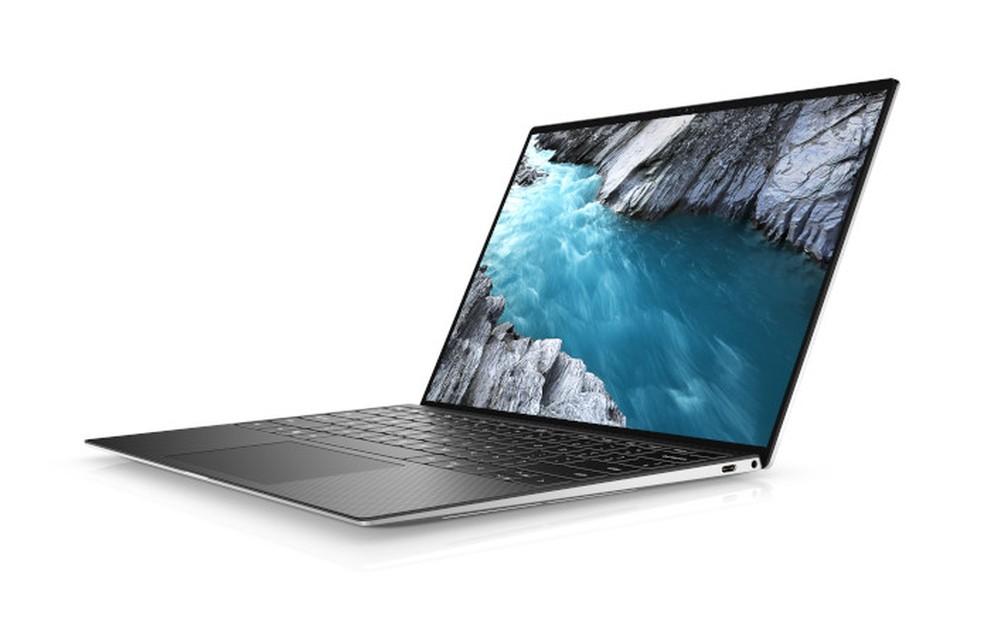 Dell XPS 13 tem corpo compacto e tela quase sem margem — Foto: Divulgação/Dell