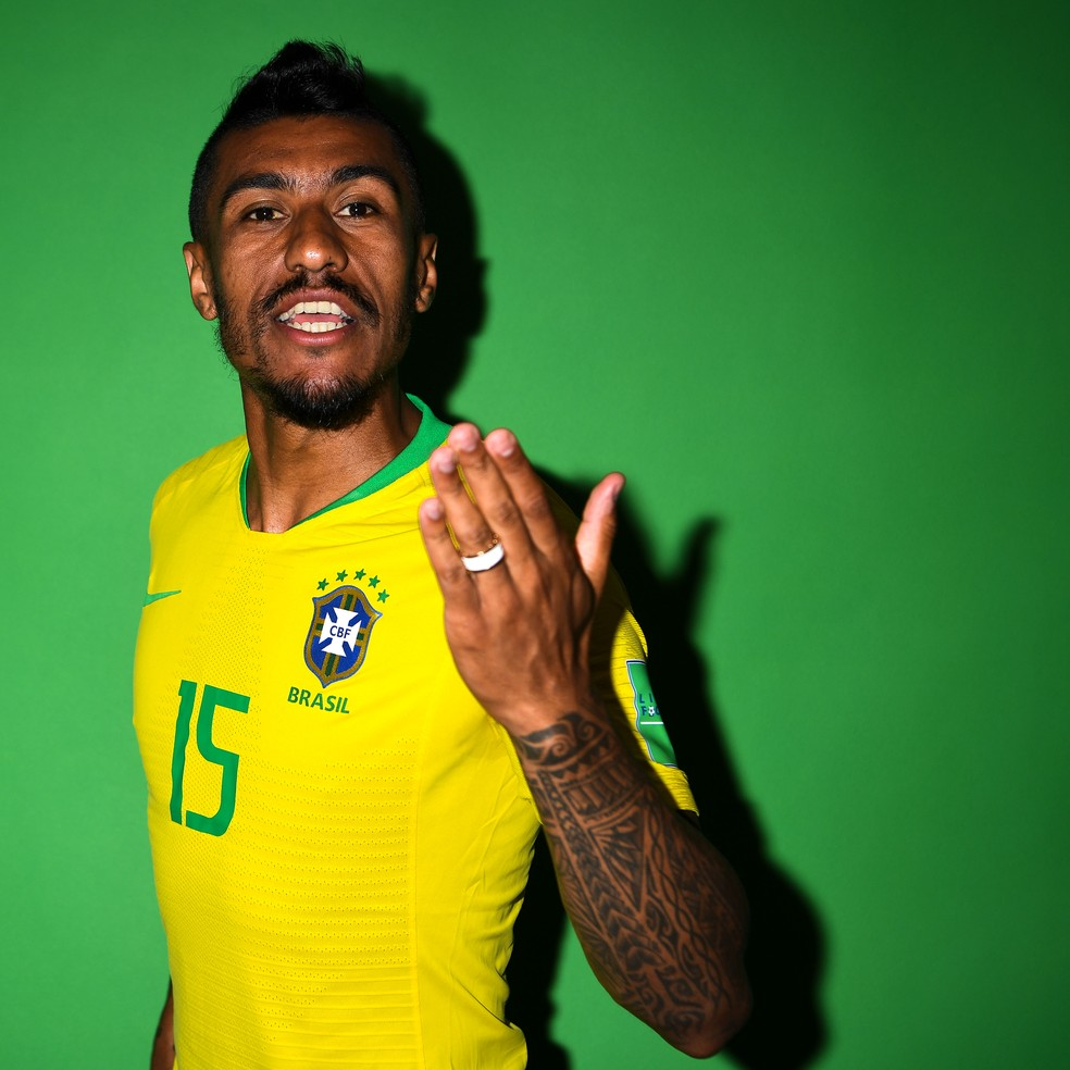 Paulinho (Foto: David Ramos - FIFA/FIFA via Getty Images)