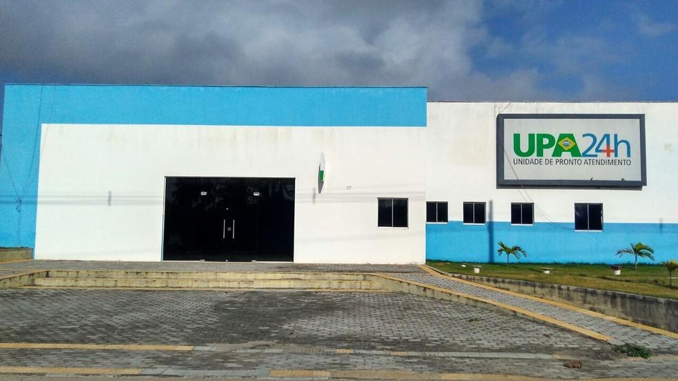 UPA de São José de Mipibu aguarda ligação da Cosern (Foto: Marksuel Figueredo )
