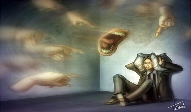 O esquizofrênico (Foto: TCaot)