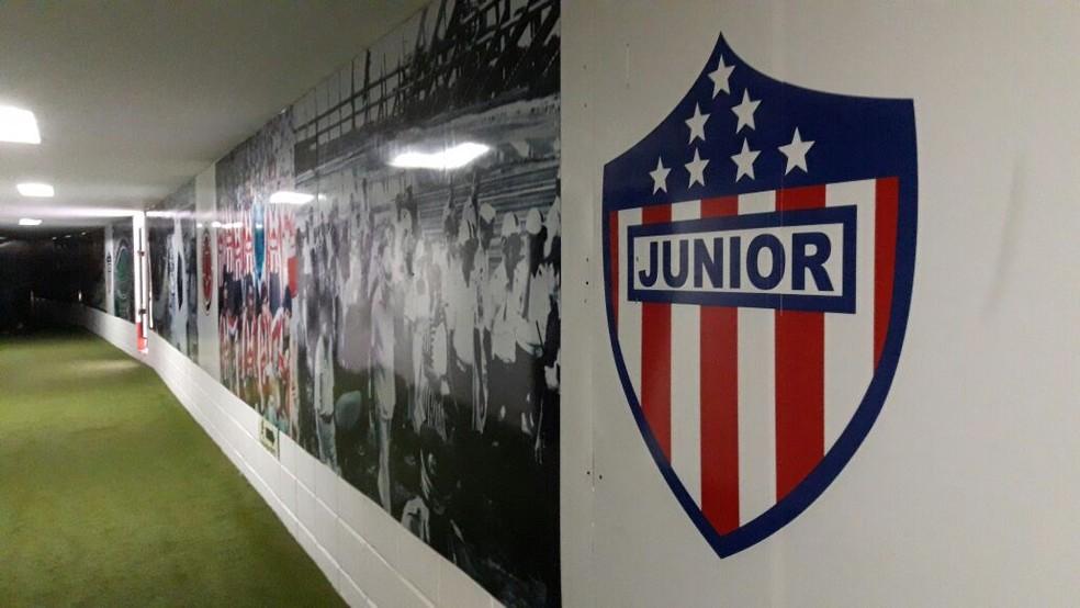 Estádio Metropolitano é utilizado pelo Junior e pela seleção colombiana (Foto: Bruno Giufrida)