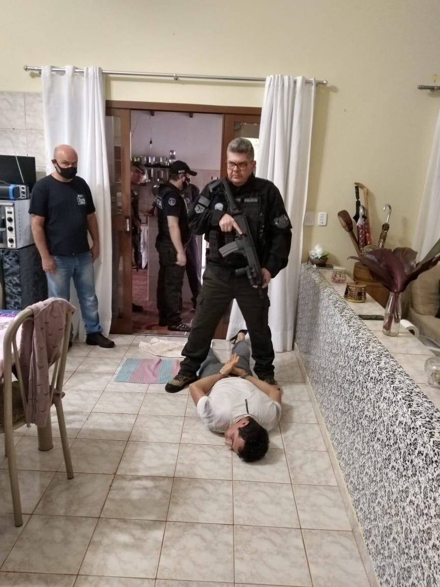 Criminoso na lista dos mais procurados do Brasil vendia limão e frequentava cultos antes de ser preso