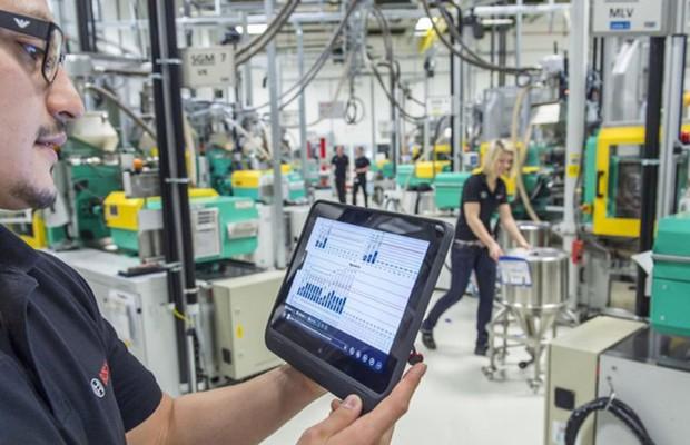 Tecnologia; indústria 4.0 ; revolução industrial ;  (Foto: Reprodução/Facebook)