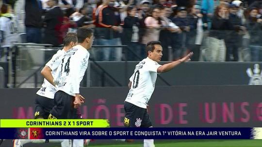 """""""Corinthians precisa jogar reforçando protagonismo do Jadson"""", diz Marcelo Barreto"""