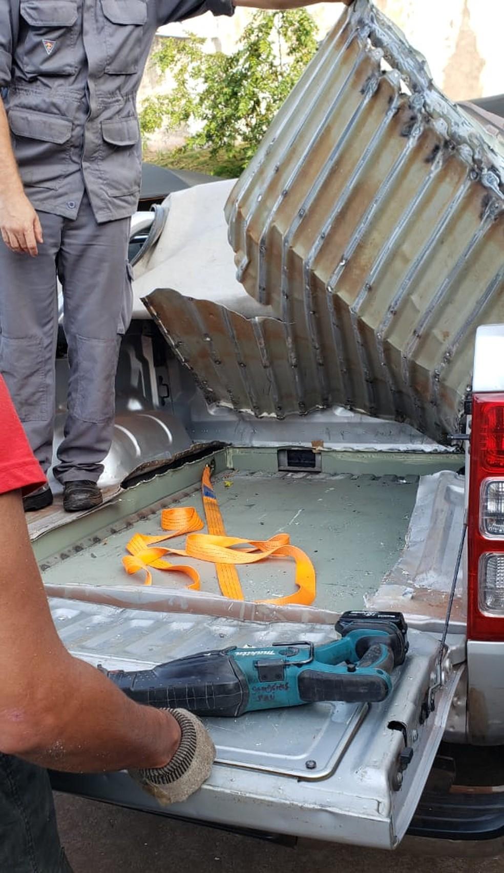Suspeitos tinham idades entre 18 e 27 anos e foram levados à CPJ de Jaú — Foto: Polícia Civil/Divulgação