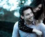 Luigi Baricelli com a filha, Rubia | Arquivo pessoal