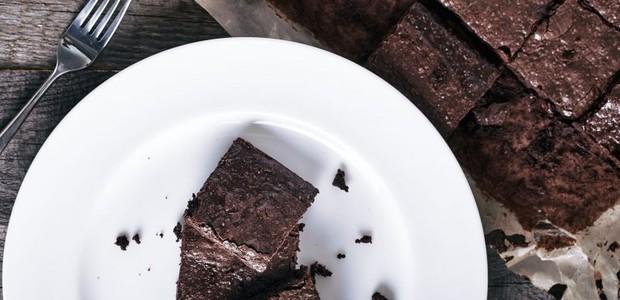 Brownie meio amargo, da Schär (Foto: Schaer/Divulgação)