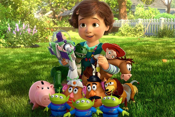'Toy Story 3' (Foto: Divulgação)