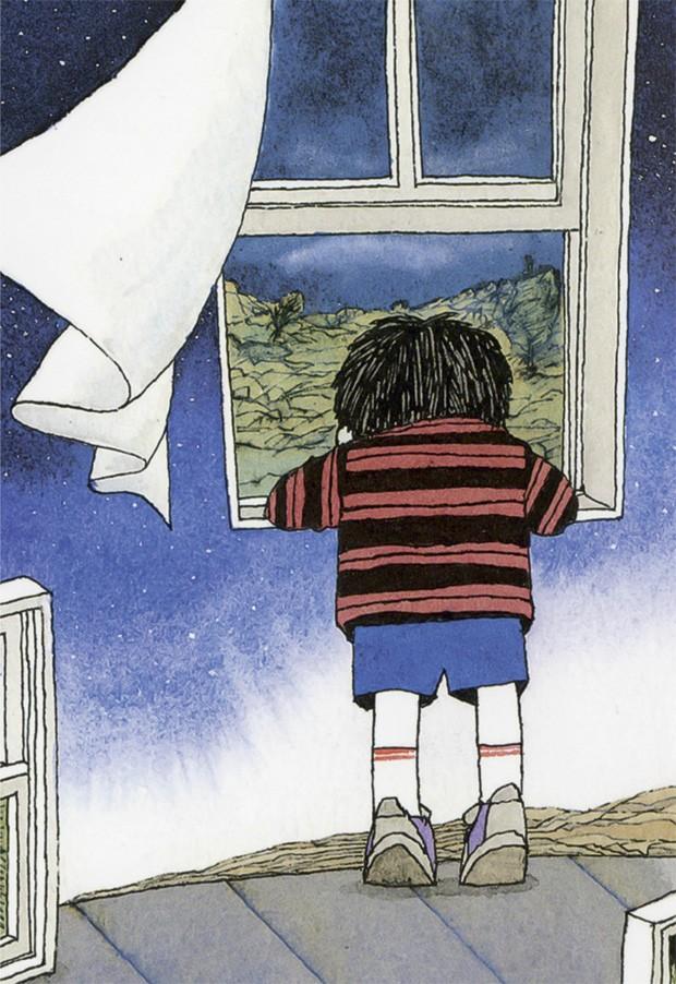 Texto de Hiawyn Oram e ilustrações de Satoshi Kitamura, Editora Pequena Zahar, R$ 46,90. A partir de 3 anos. (Foto: Reprodução)