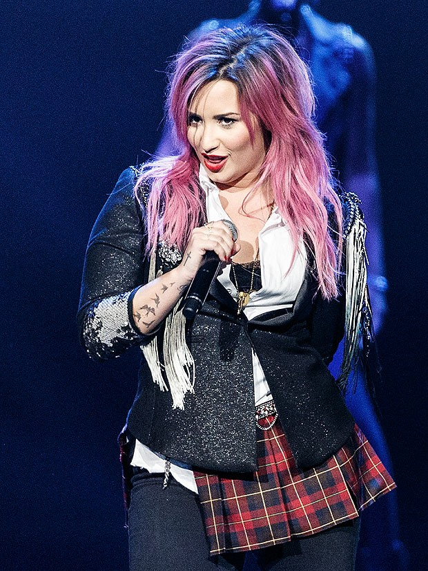 Demi Lovato (Foto: Getty Images )