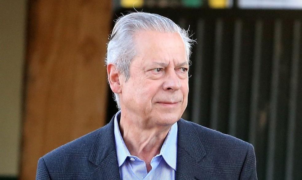 O ex-ministro José Dirceu (Foto: Foto: Dida Sampaio/Estadão Conteúdo)