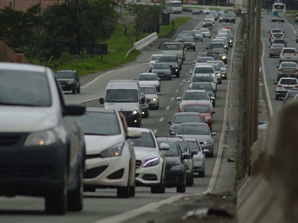 Relatório divulgado nesta segunda mostra que a emissão de gases de efeito estufa, como o dióxido de carbono, seguiu aumentando em 2018 — Foto: Luiz Souza/NSC TV