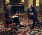Príncipe Andrew em entrevista à BBC | Mark Harrington/BBC