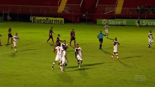 Atlético-GO goleia Tupã e avança em primeiro no Grupo 5; XV se classifica