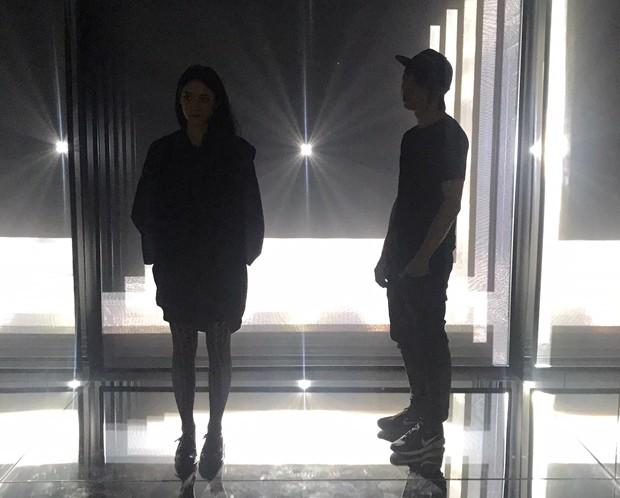 Nova exposição da Japan House aborda tecnologia e música (Foto: Mariana Conte)
