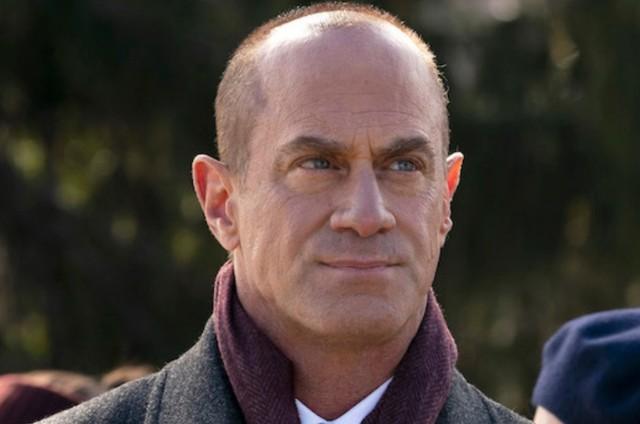 Christopher Melloni (Elliot Stabler), de 'Law & order' (Foto: Reprodução)